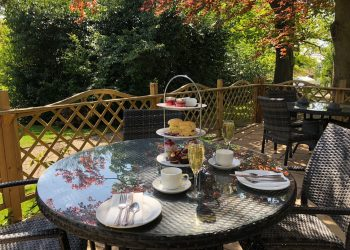 Alfresco Afternoon Tea
