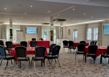 Conference in the Margaretting Suite Ivy Hill Hotel