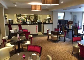 Bar at Bartellas Restaurant