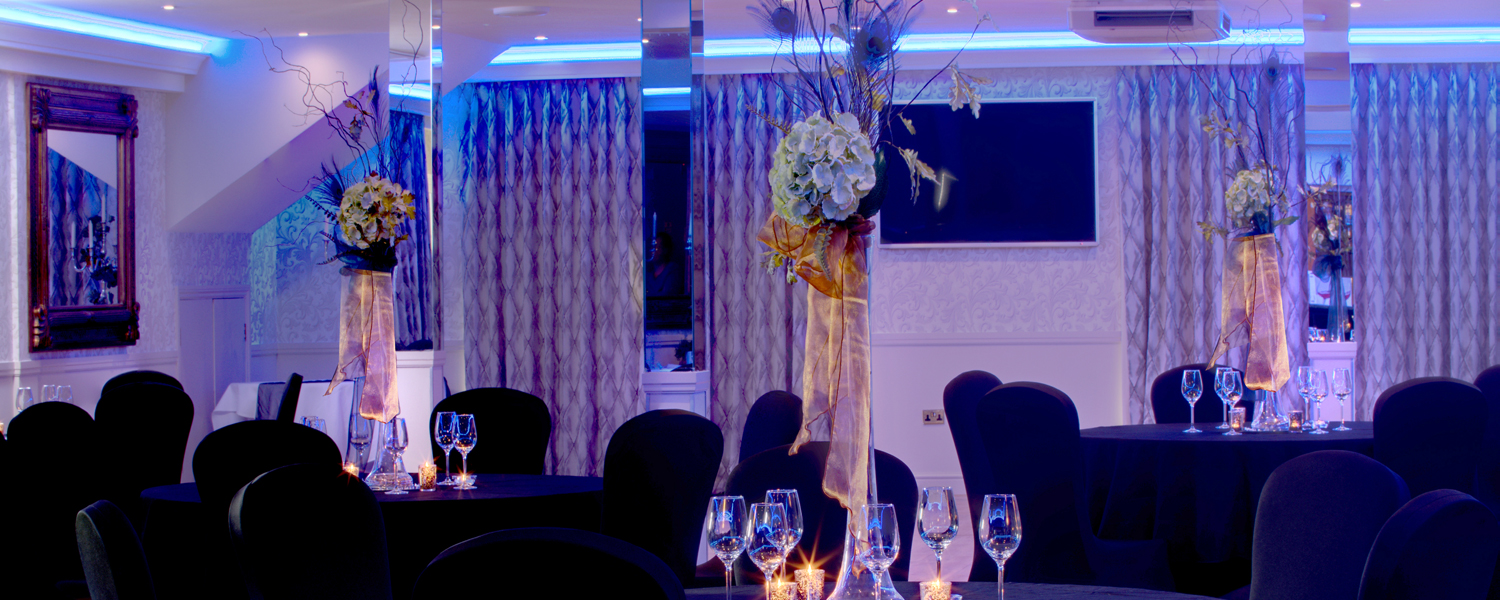 Function rooms at Ivy Hill Hotel